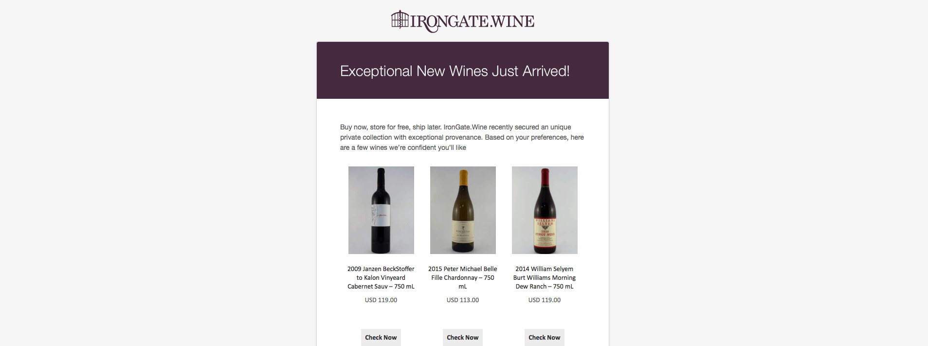 Wine Memberships   Providing Exclusive Early Access To Wine Buying