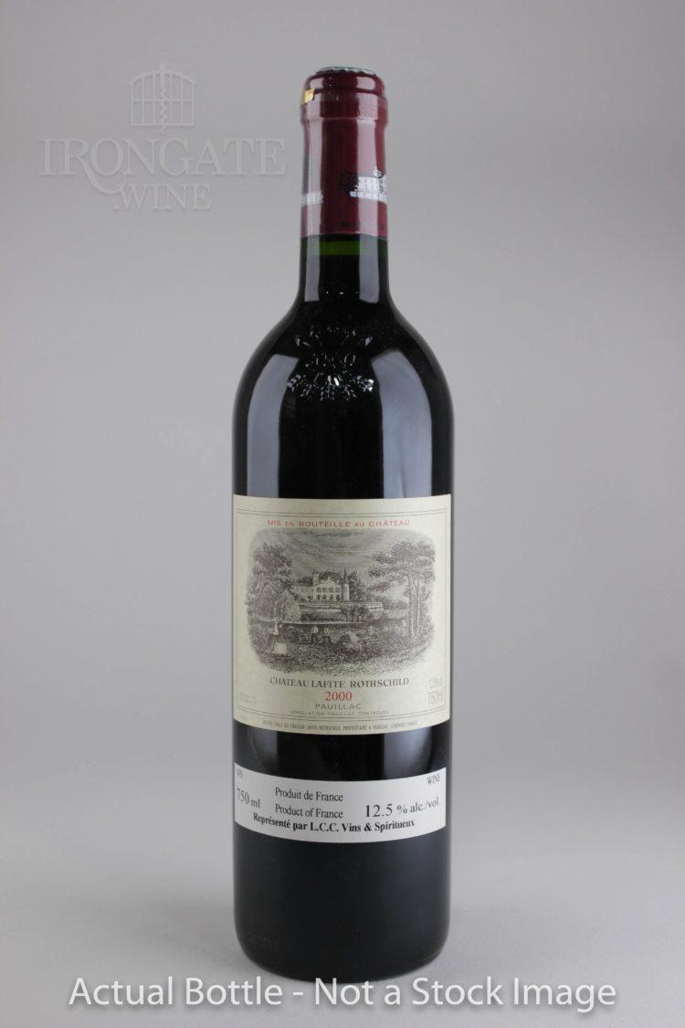 2000 Lafite Rothschild - 750ml